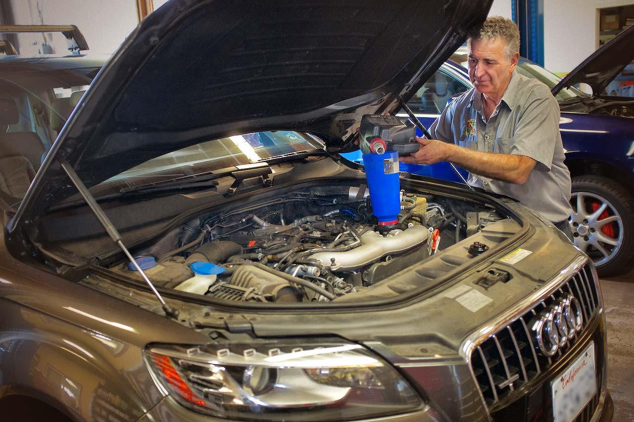 Audi Repair Service Santa Barbara Haiks German Autohaus - Audi car repair