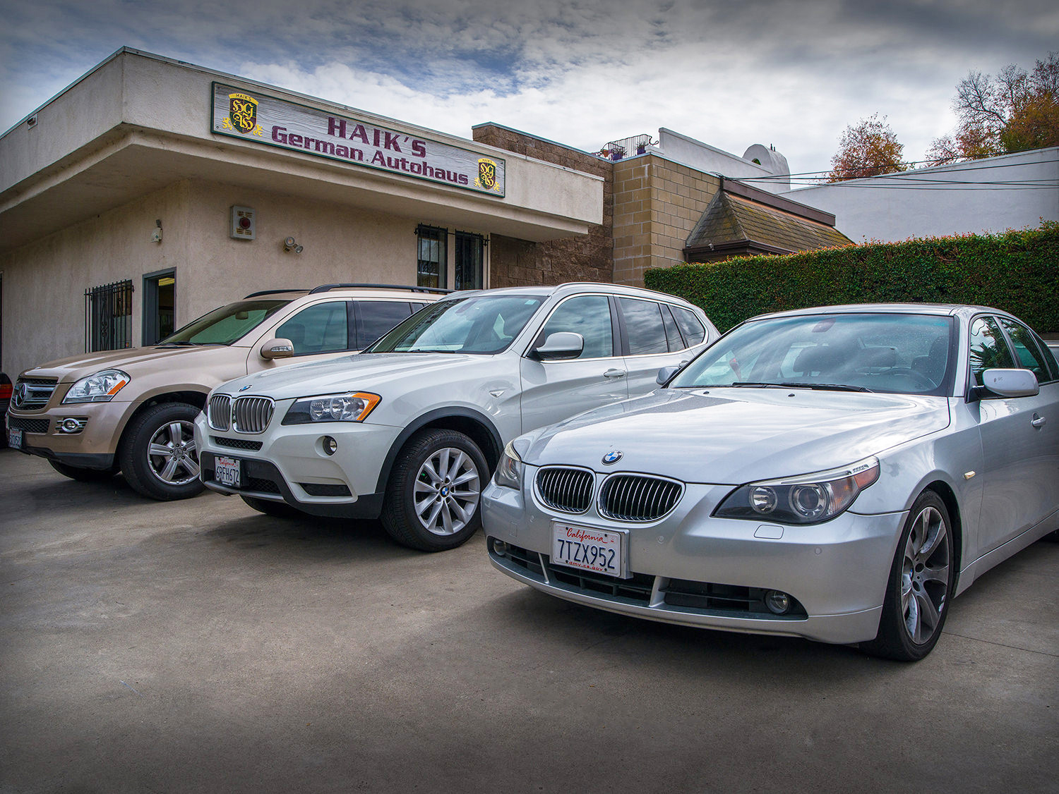 BMW Repair Service Santa Barbara Haiks German Autohaus - All bmw