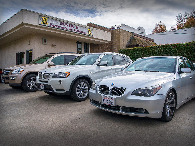 BMW Repair - BMW Service - Santa Barbara - Haik's German