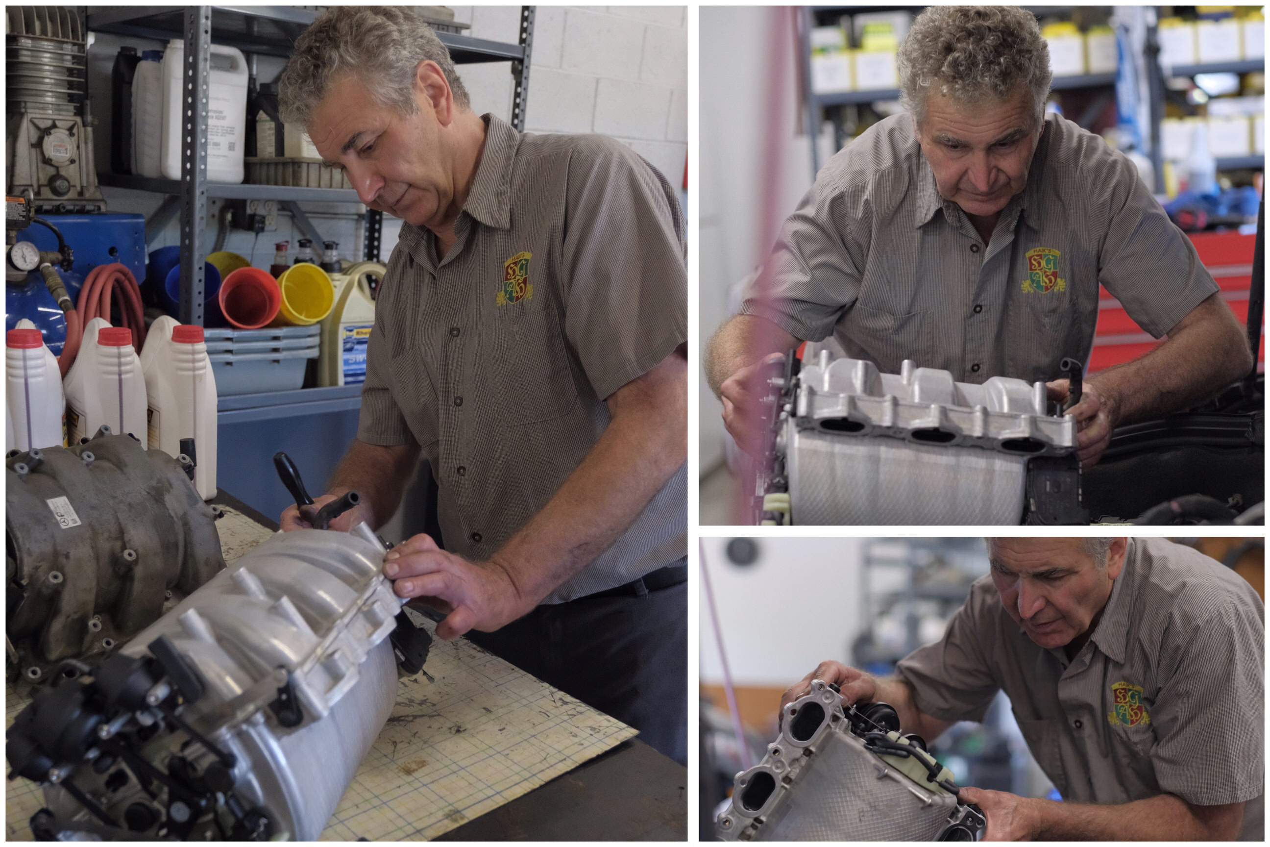 Mercedes Repair Service Santa Barbara Haiks German Autohaus Changing Fuel Filter Haik Completing